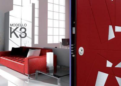 portone-rosso-moderno-lucidi-infissi